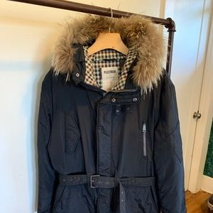 Ben Sherman Plectrum Down Parka